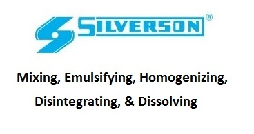 Silverson High Shear Mixers - CUSTOM EQUIPMENT SOLUTIONS